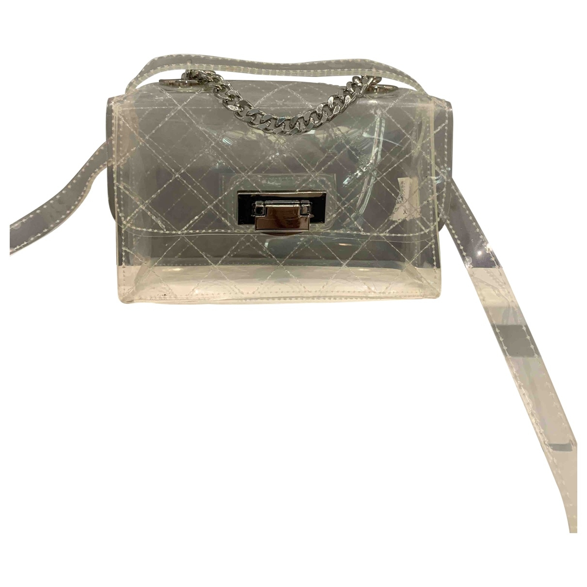 Zara \N Silver handbag for Women \N