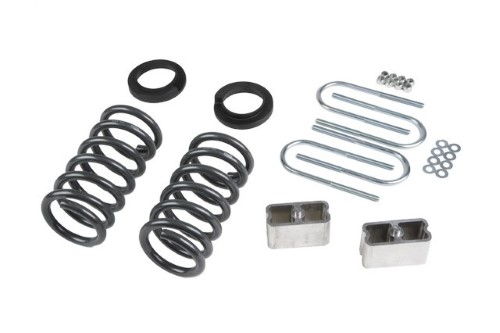 Belltech 630 2-3inch Front 3inch Rear Lowering Kit w/o Shocks Chevrolet S10/Blazer | GMC S15/Jimmy 4/6cyl 1982-2004