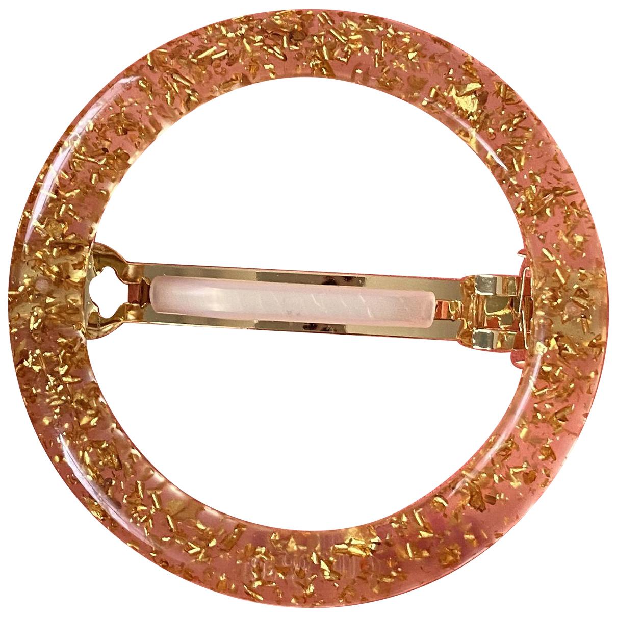 Cult Gaia \N Haarschmuck in  Gold Metall