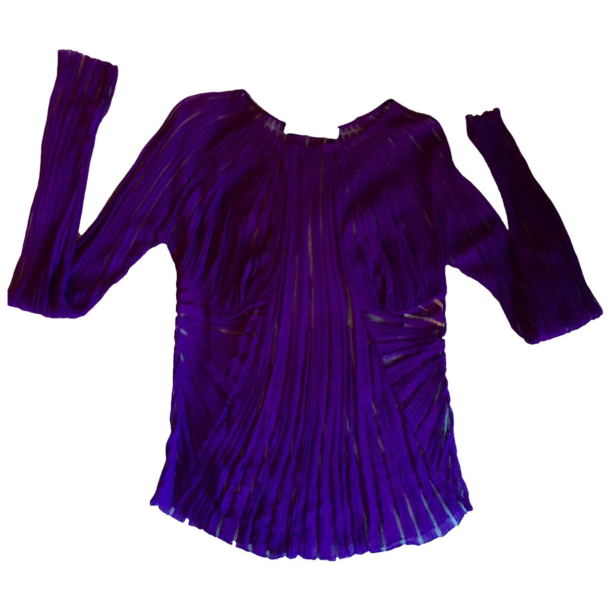 Dior - Top   pour femme - violet
