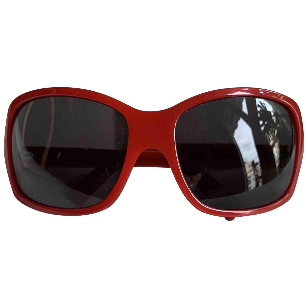 Dolce & Gabbana \N Red Sunglasses for Women \N