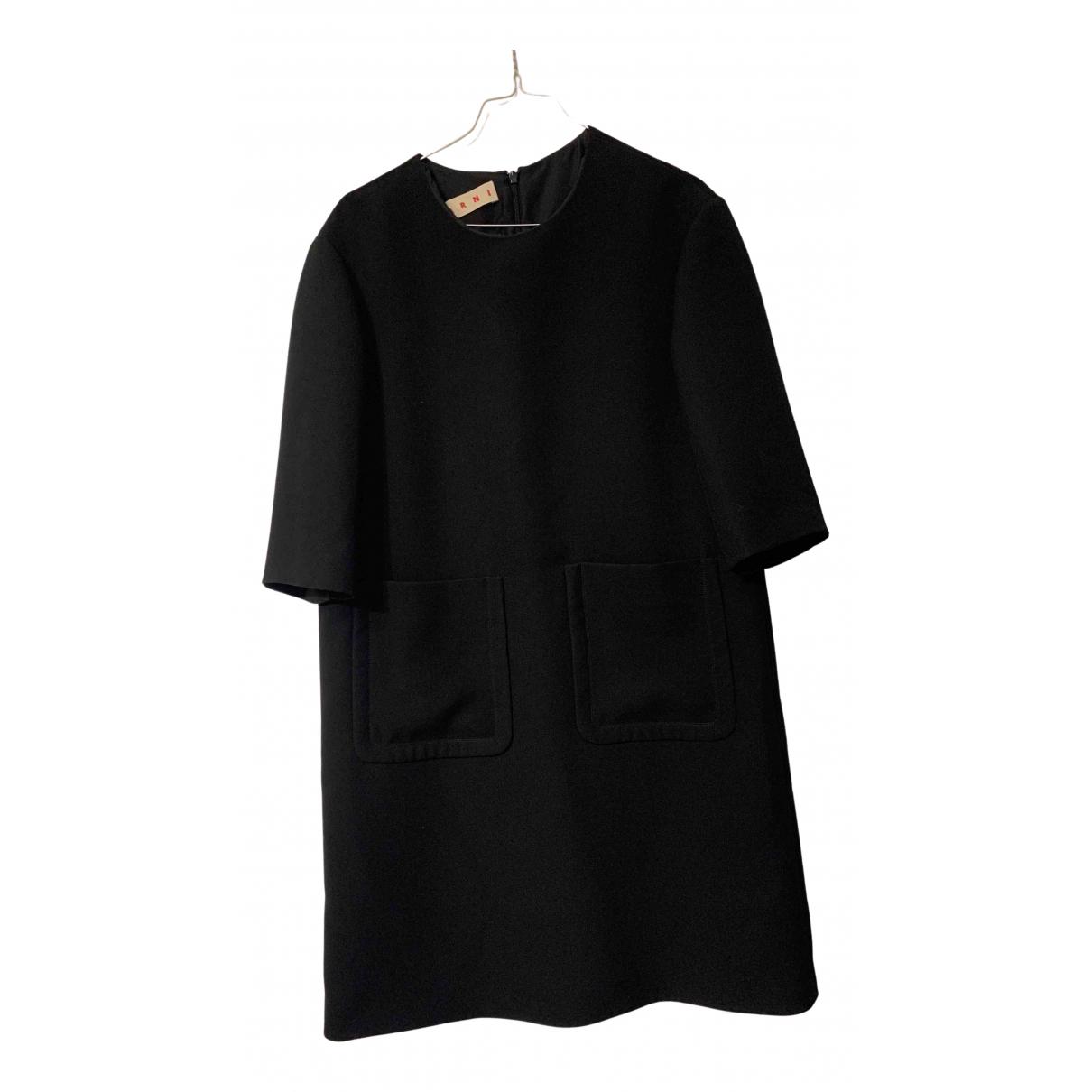 Marni - Robe   pour femme - noir