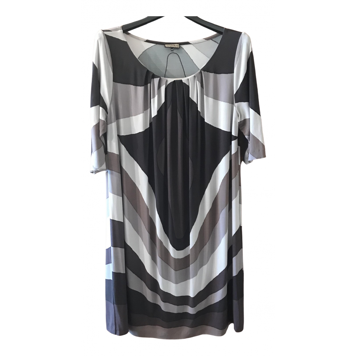 Maliparmi \N Anthracite dress for Women 44 IT