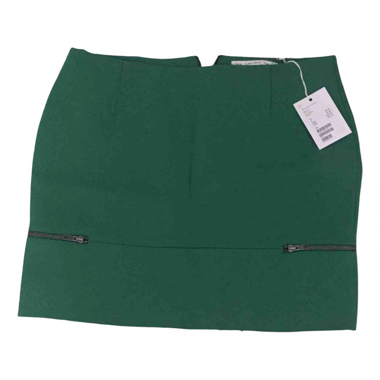 & Stories N Green skirt for Women 42 FR