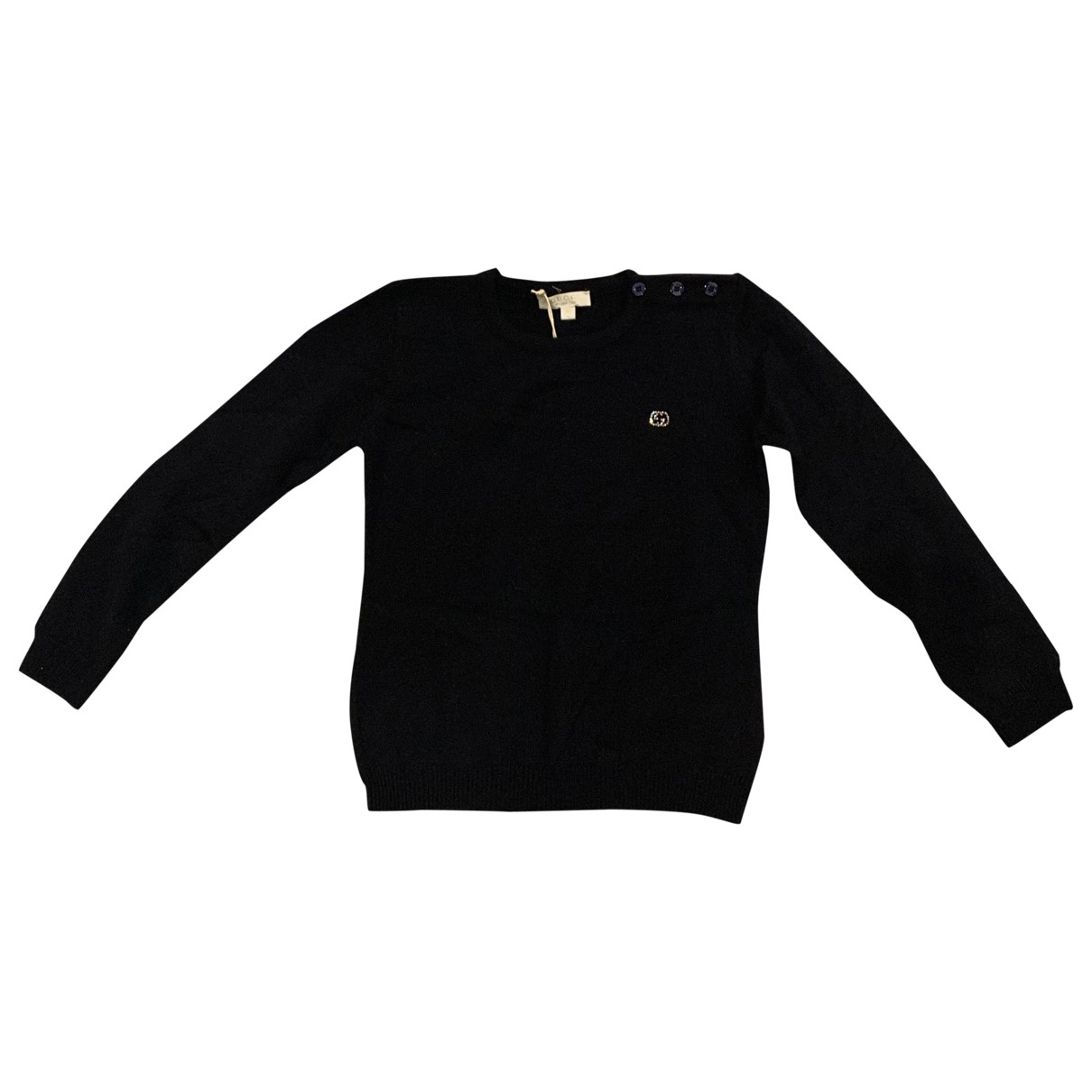 Gucci \N Black Cashmere Knitwear for Kids 3 years - up to 98cm FR