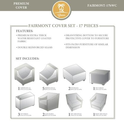 FAIRMONT-17bWC Protective Cover