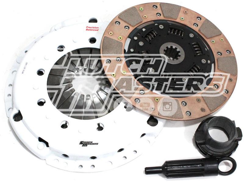 Clutch Masters 03CM1-HDCL-X FX400 Single Clutch Kit BMW 530i 3.0L E60 (5-Speed) 04-05
