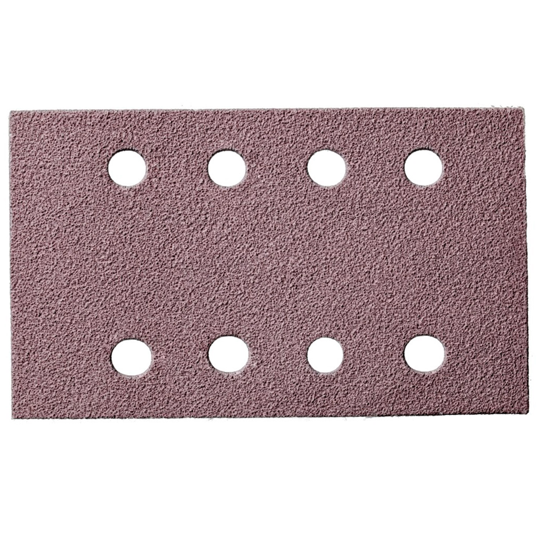 "Q.SILVER ACE 3x5"" Grip Sandpaper, 8H P100, 50 Sheets/Box"