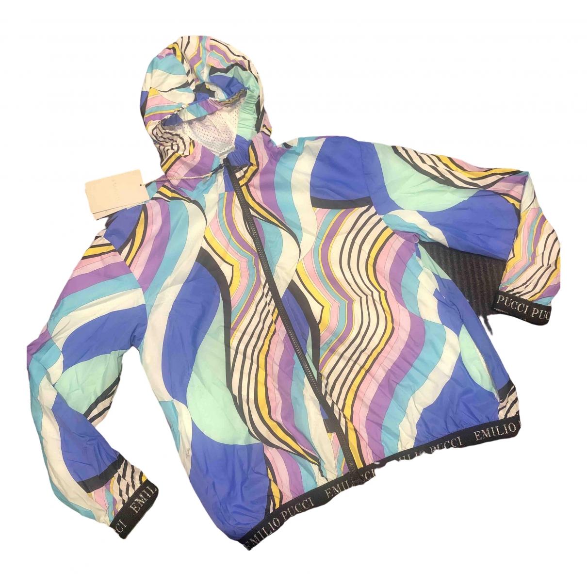 Emilio Pucci - Blousons.Manteaux   pour enfant - multicolore