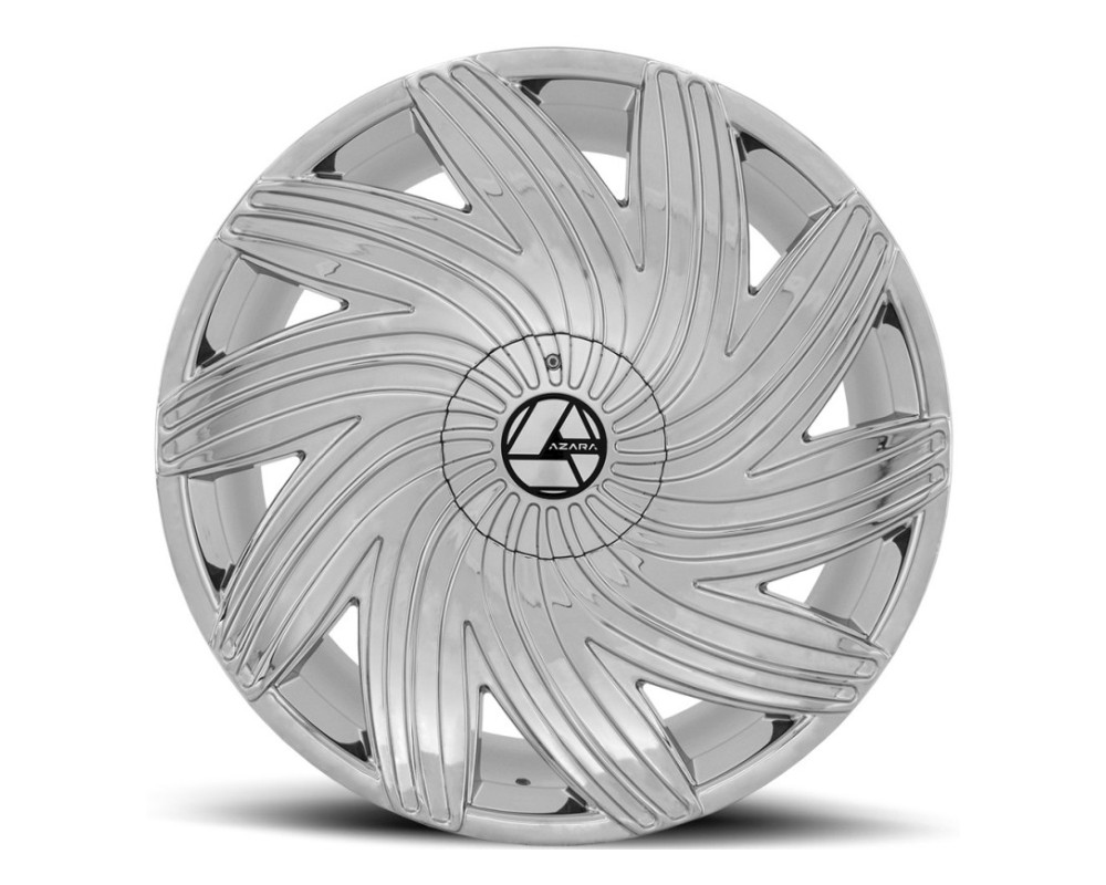 Azara 502 Wheel 22x9.5 5x115|5x120 15mm Chrome