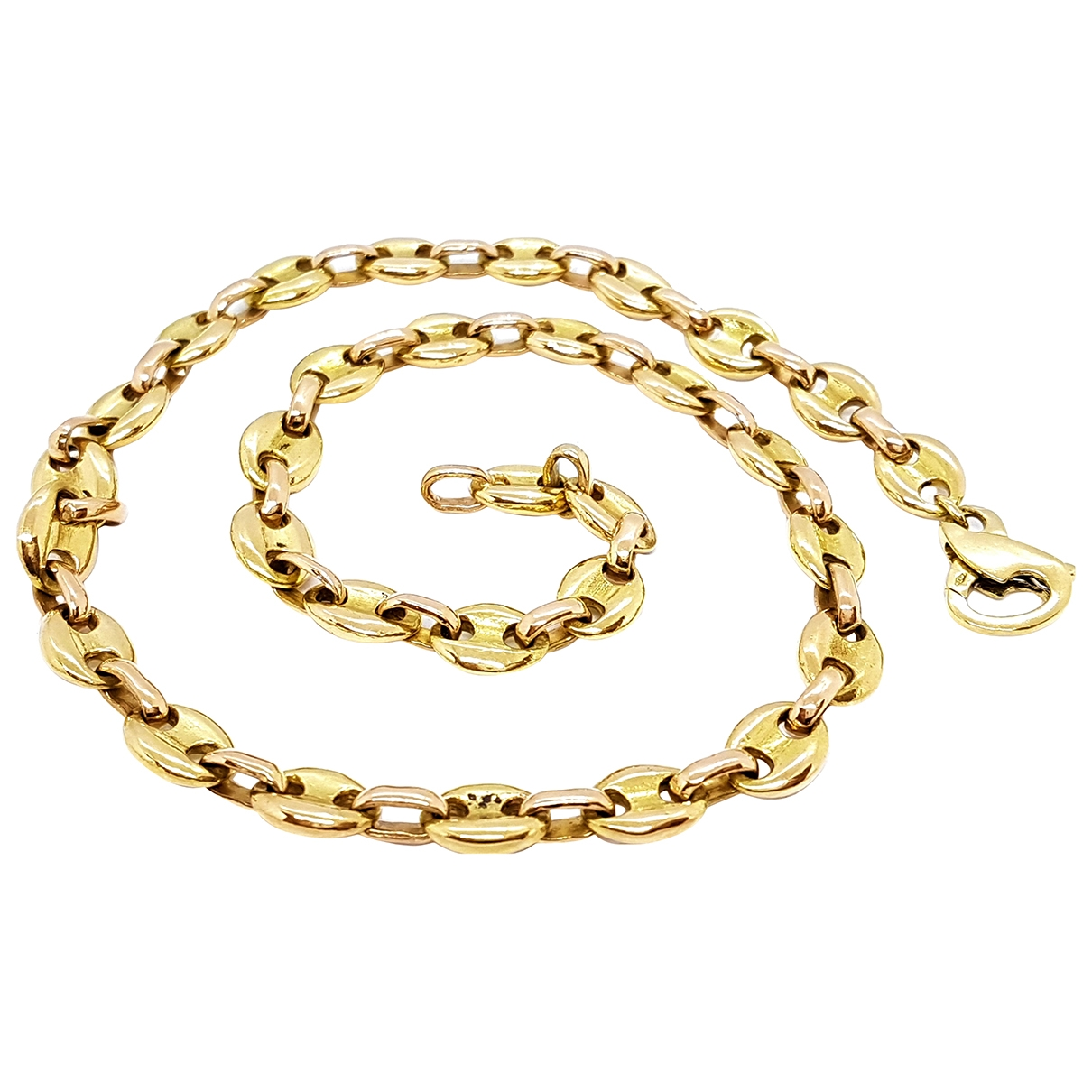 Non Signé / Unsigned Chaînes Gold Pink gold necklace for Women \N
