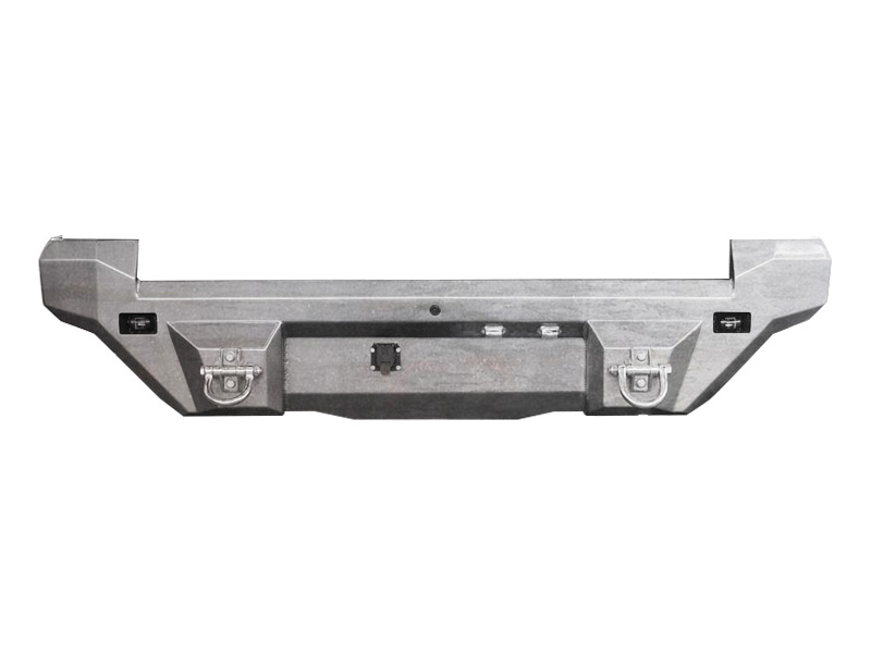 Hummer Rear Non-Winch Bumper H2 03-09 RAW Road Armor 12000Z Dakar Series