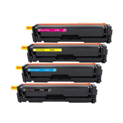 Compatible HP 410A Toner Cartridge Combo BK/C/M/Y - Economical Box
