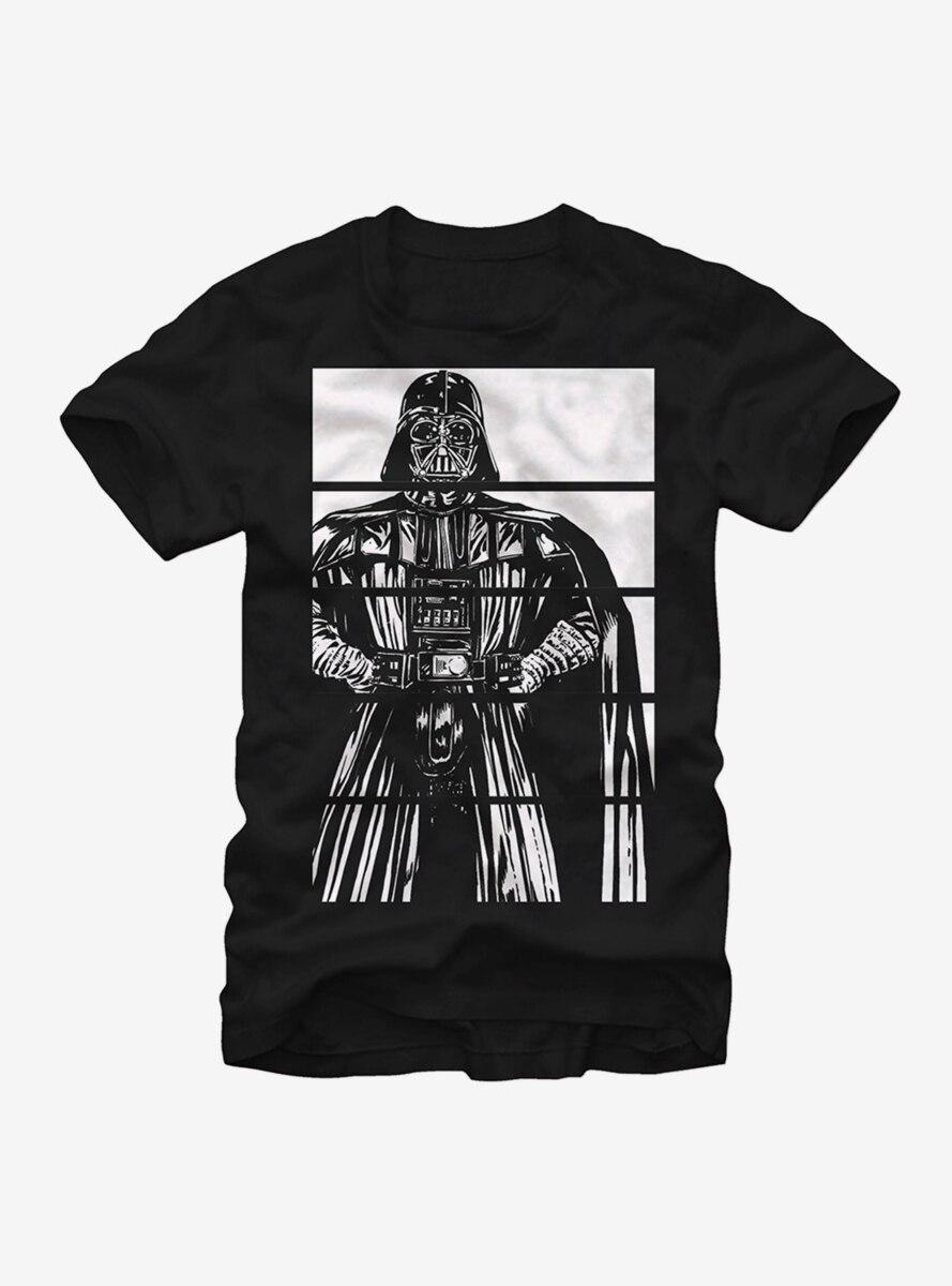 Star Wars Darth Vader Panels T-Shirt