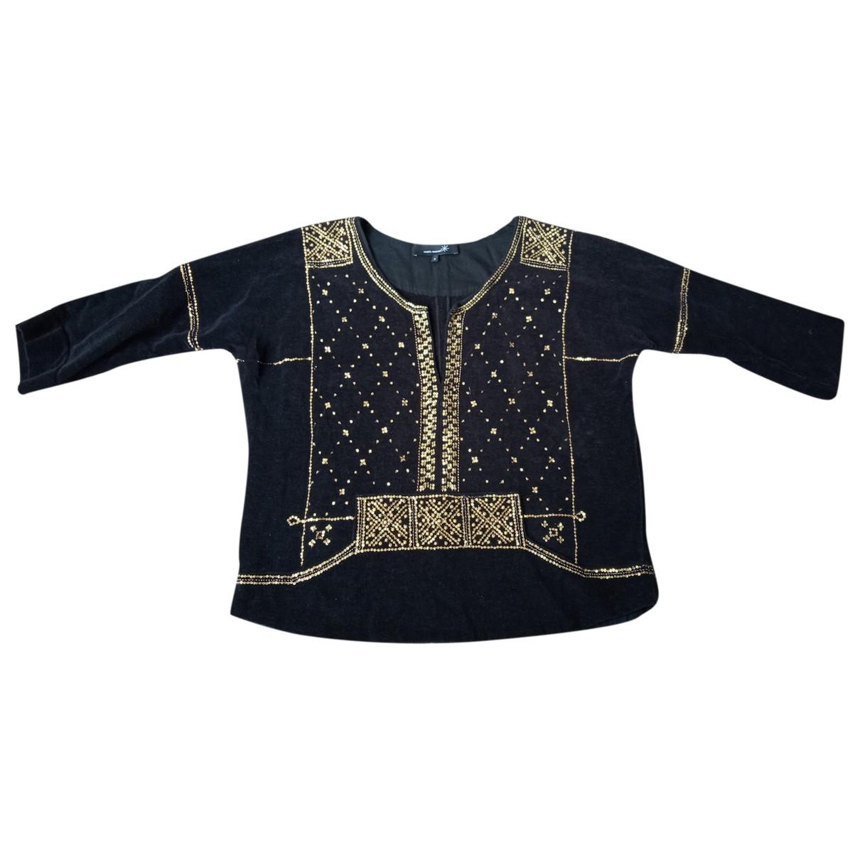 Isabel Marant \N Black Wool  top for Women 2 0-5