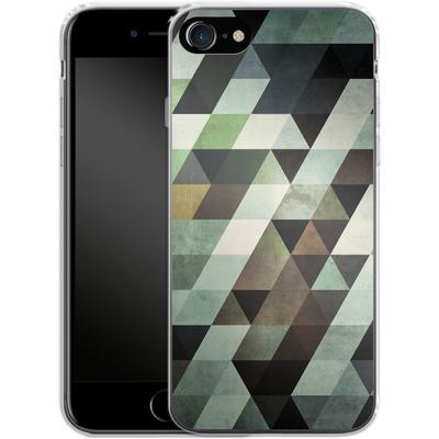 Apple iPhone 8 Silikon Handyhuelle - Stwwyc Syne von Spires