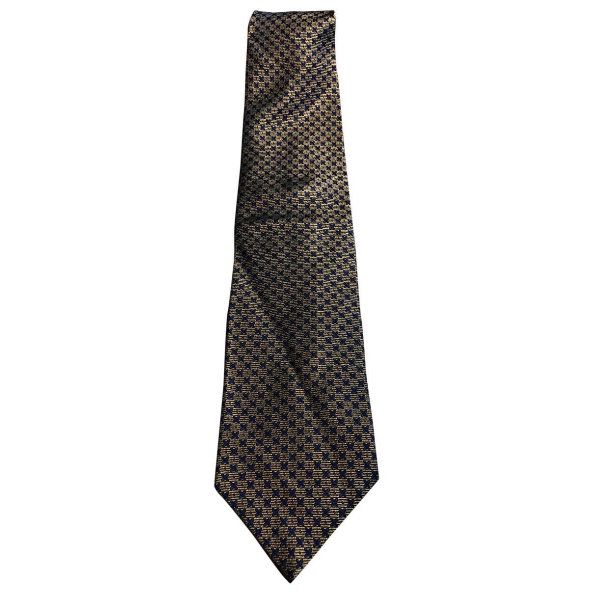Corbata de Seda Faconnable
