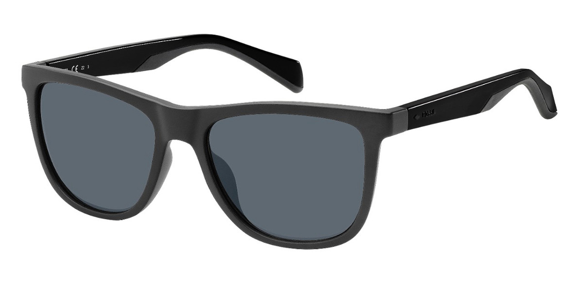 Fossil FOS 3086/S 003/IR Men's Sunglasses Black Size 55