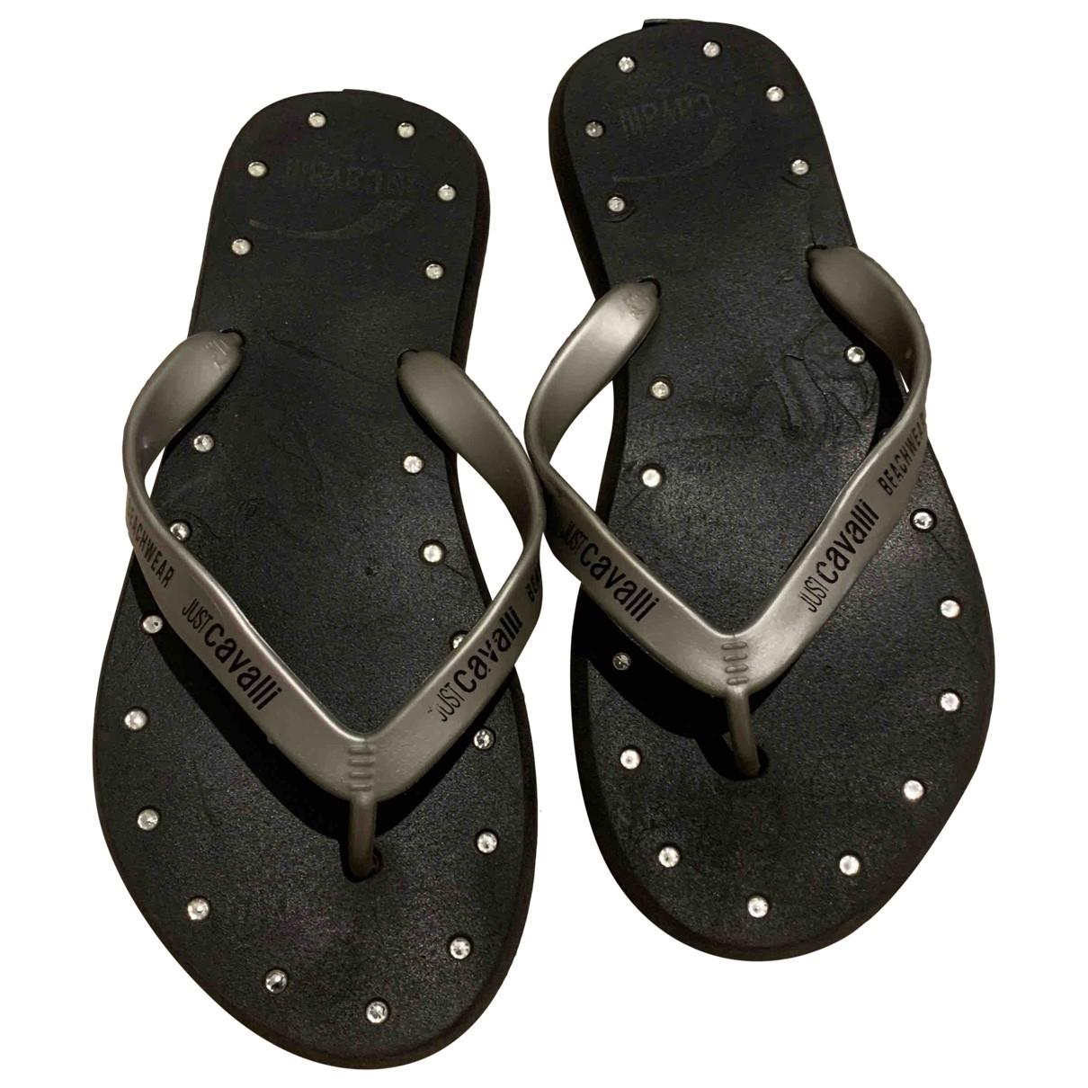 Just Cavalli \N Multicolour Rubber Sandals for Women 38 IT