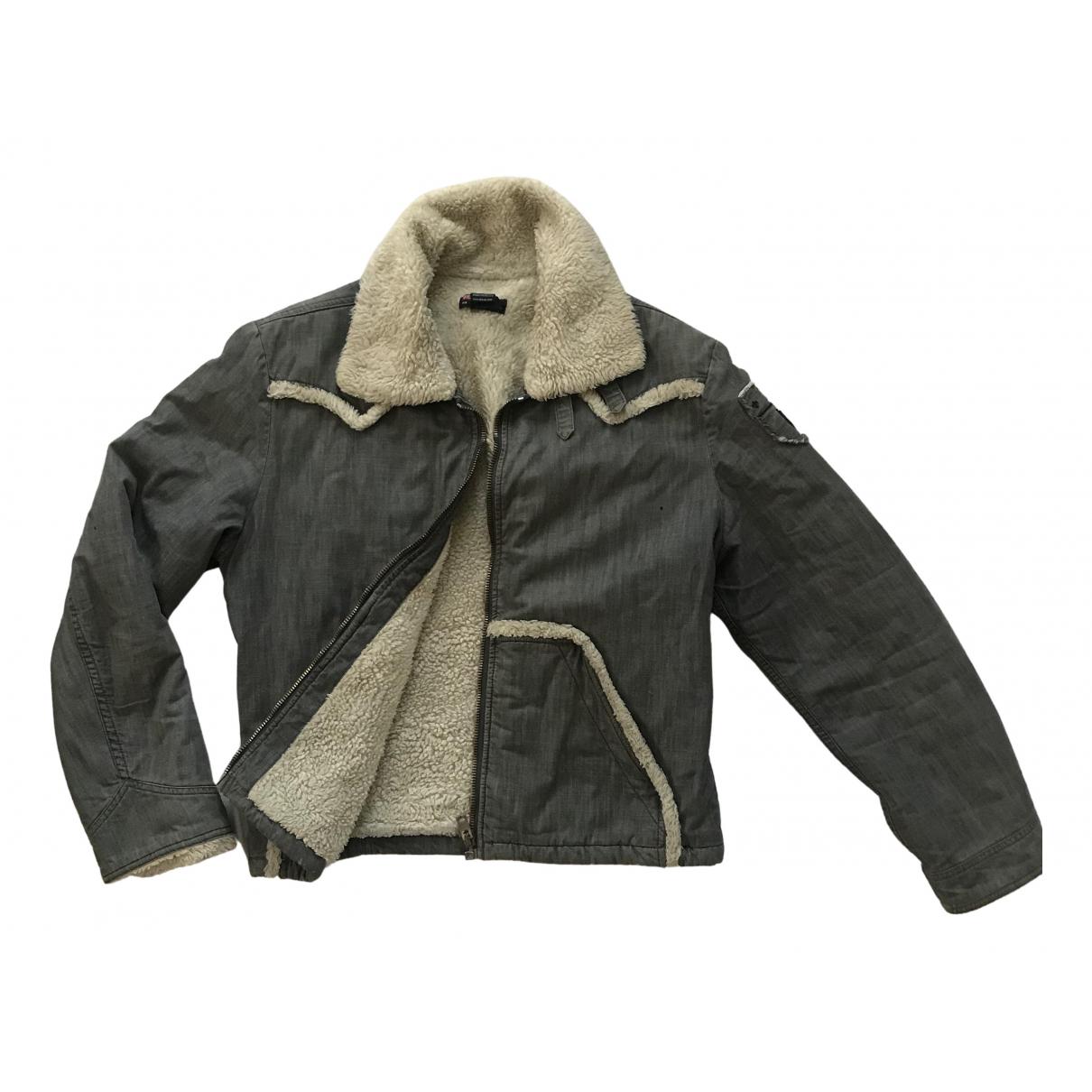 Diesel \N Grey Cotton jacket  for Men M International