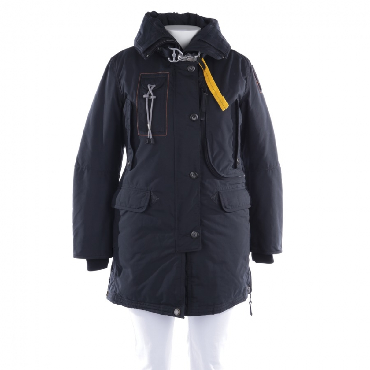 Parajumpers \N Blue Cotton jacket for Women 40 FR