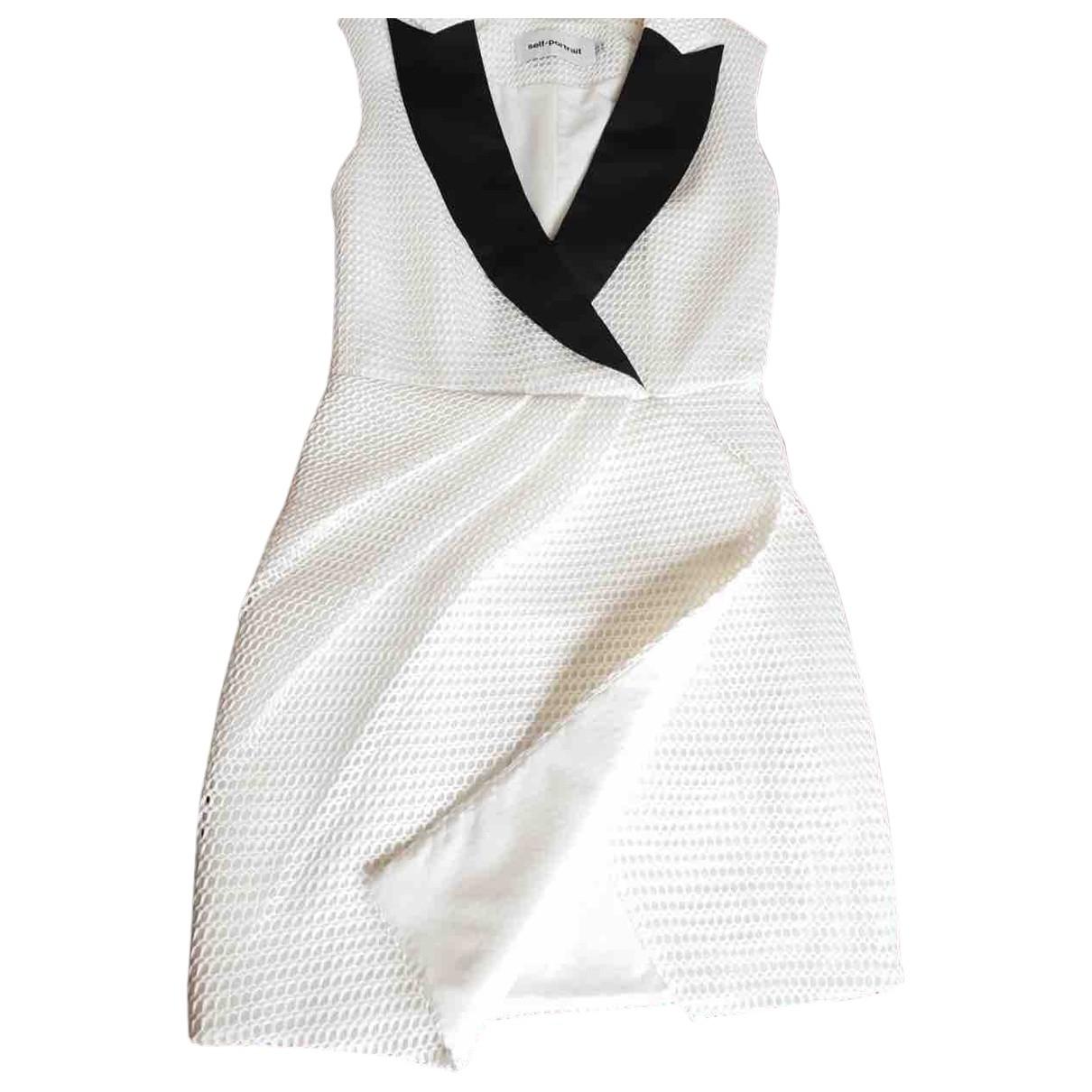 Self Portrait \N White dress for Women 8 UK