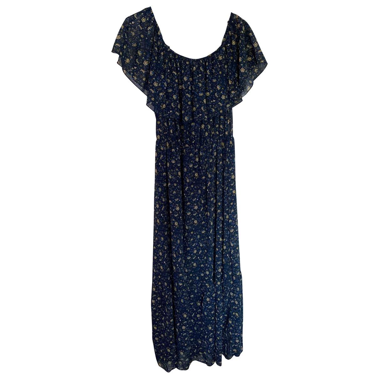 - Robe   pour femme - bleu