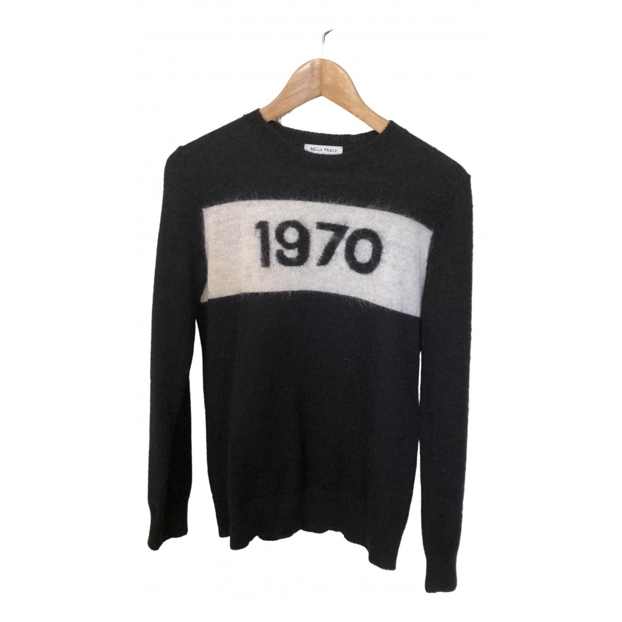 Bella Freud \N Pullover in  Schwarz Wolle