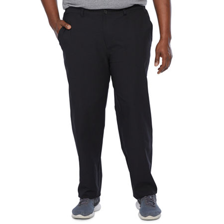 Msx By Michael Strahan - Big and Tall Mens Original Fit Trouser, 3x-large Tall , Black