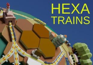 Hexa Trains Steam CD Key