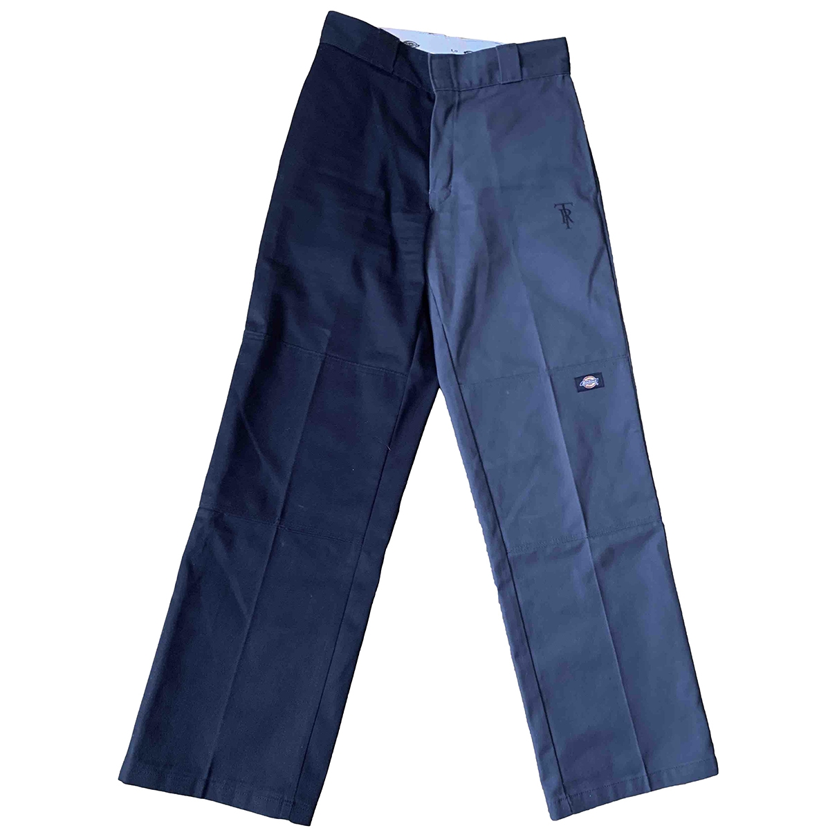 Dickies \N Grey Cotton Trousers for Women S International