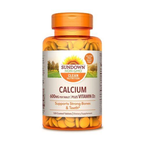 Sundown Naturals Calcium 120 tabs by Sundown Naturals