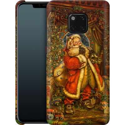 Huawei Mate 20 Pro Smartphone Huelle - Myles Pinkeney - Christmas Presence von TATE and CO