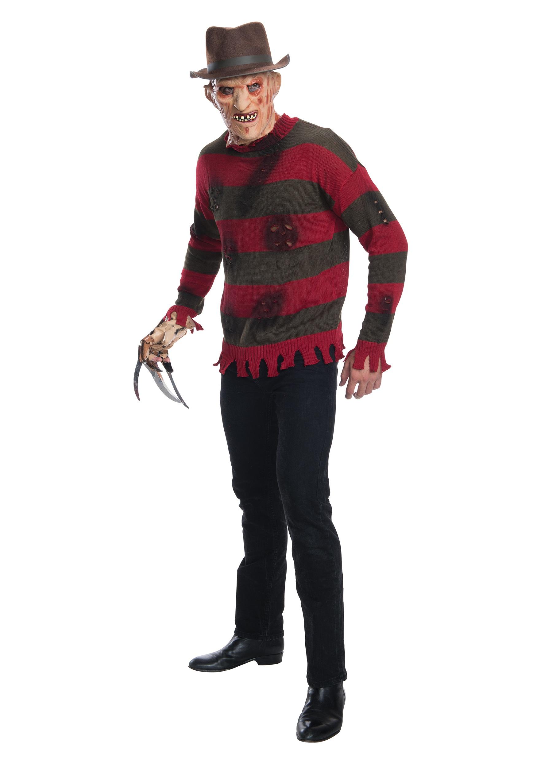 Deluxe Freddy Costume Sweater for Men