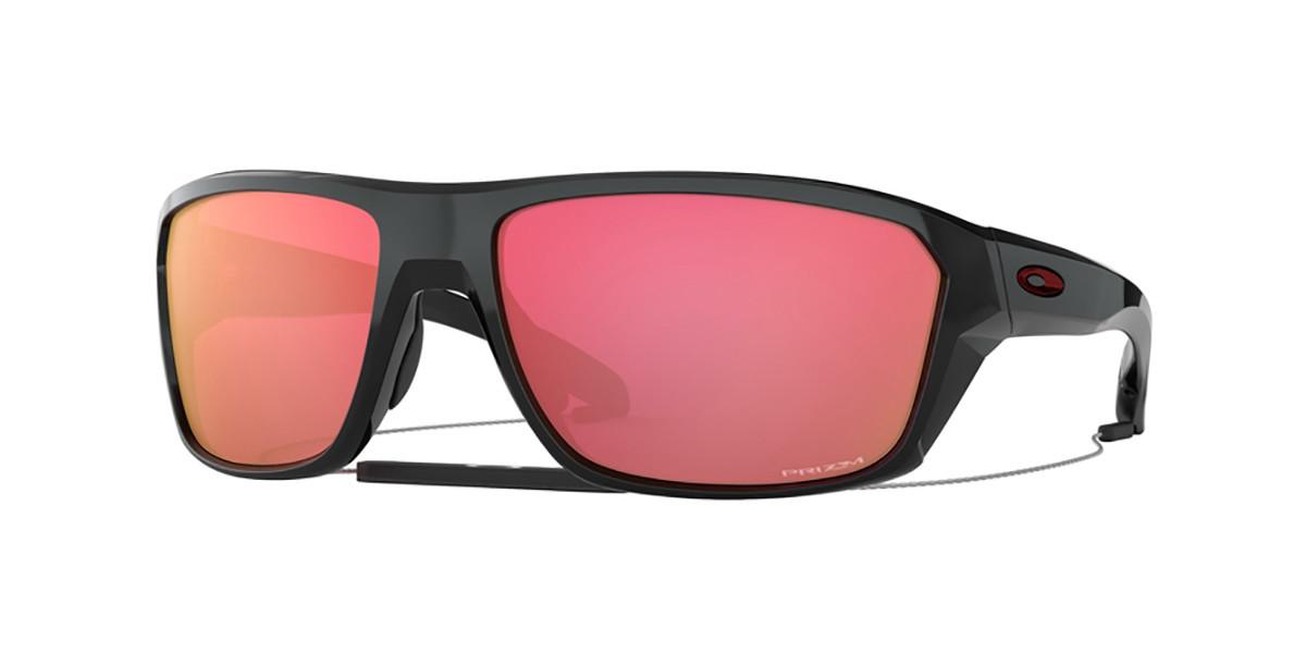 Oakley OO9416 SPLIT SHOT 941618 Men's Sunglasses Black Size 64