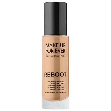 MAKE UP FOR EVER Reboot Active Care Revitalizing Foundation, One Size , Beige