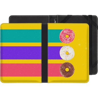 tolino page eBook Reader Huelle - Donuts von Danny Ivan