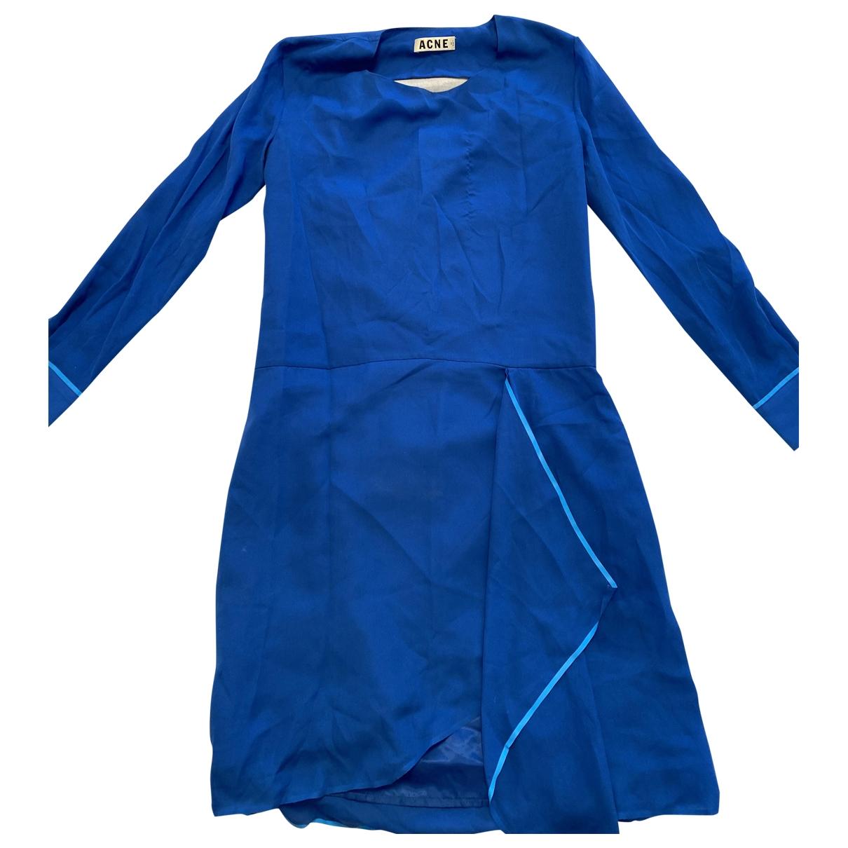 Acne Studios \N Blue dress for Women S International