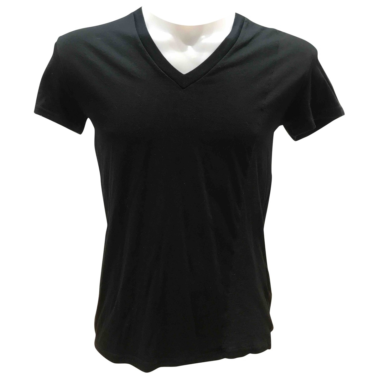 Dior Homme \N Black Cotton T-shirts for Men S International
