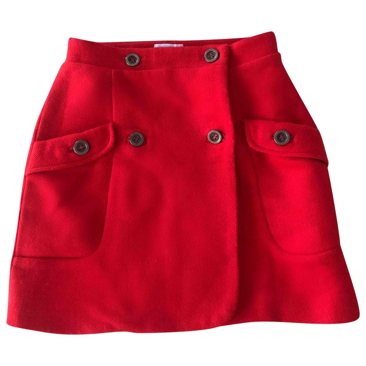 Mini falda de Lana Whistles