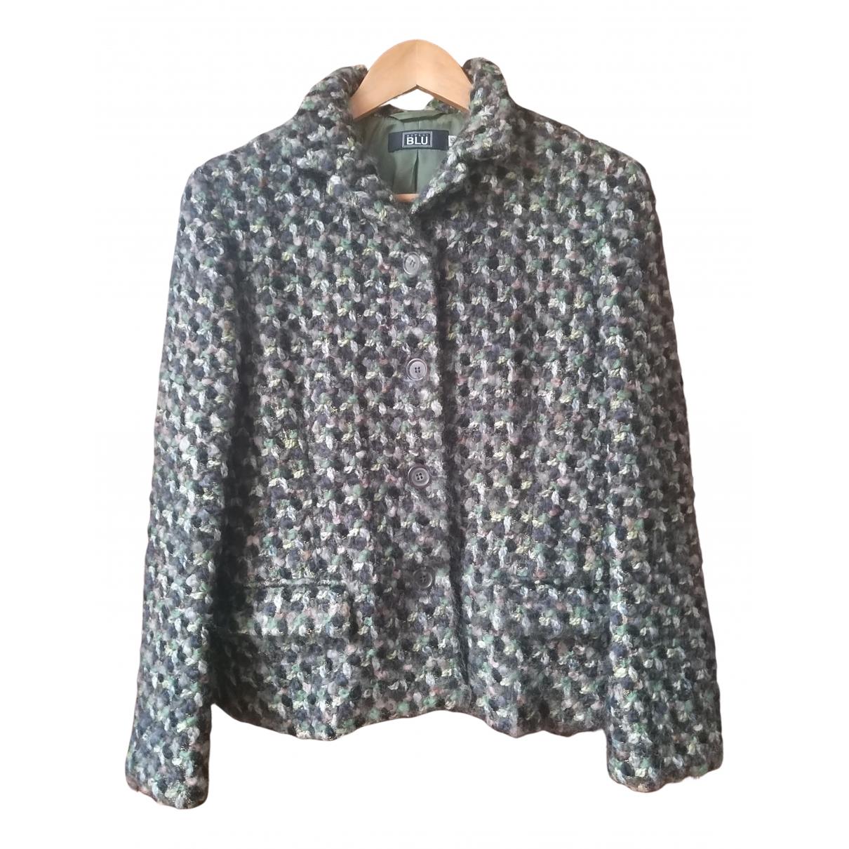 Aspesi - Veste   pour femme en laine - multicolore
