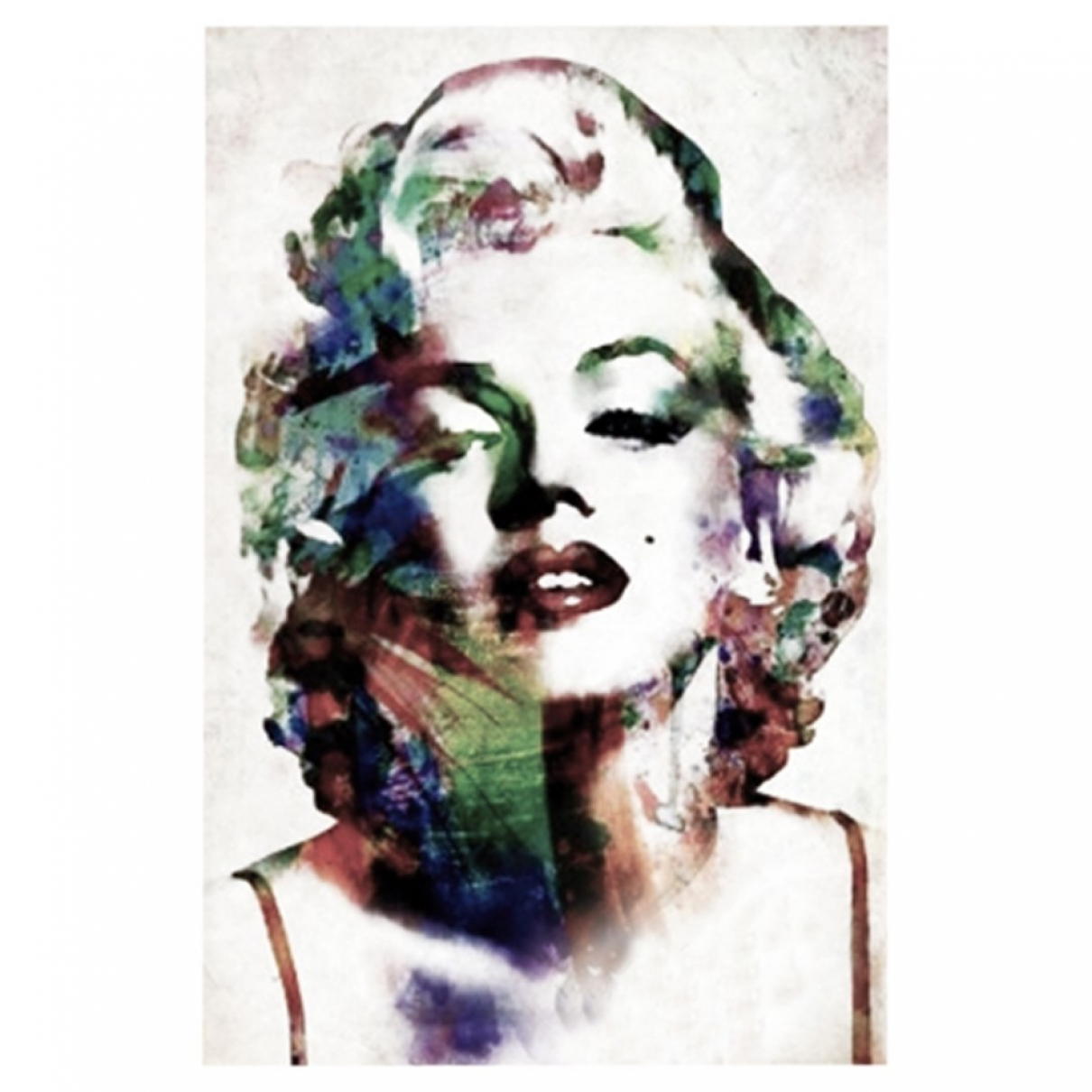 Monroe - Design   pour lifestyle en autre - multicolore