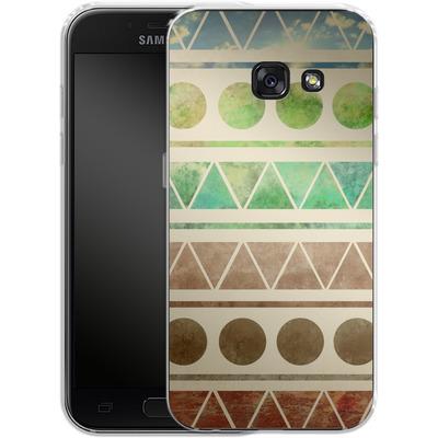 Samsung Galaxy A3 (2017) Silikon Handyhuelle - Transition von Terry Fan