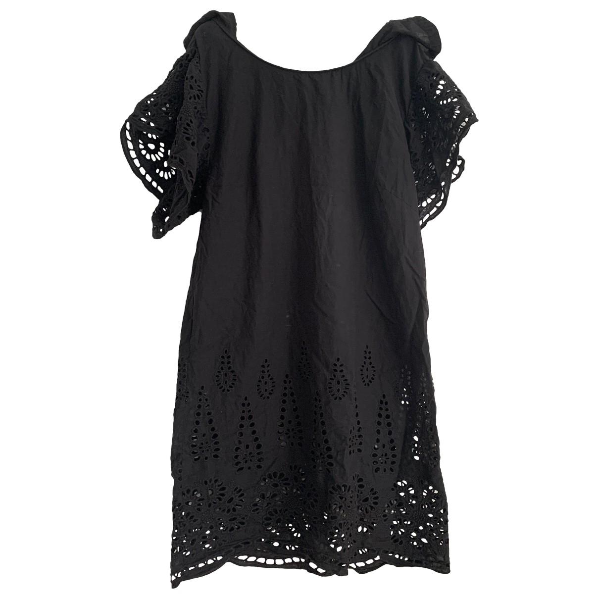 By Malene Birger - Robe   pour femme en coton - noir
