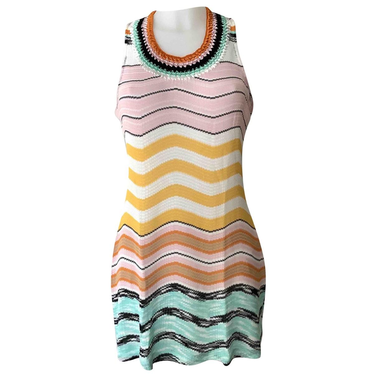 Mini vestido Missoni