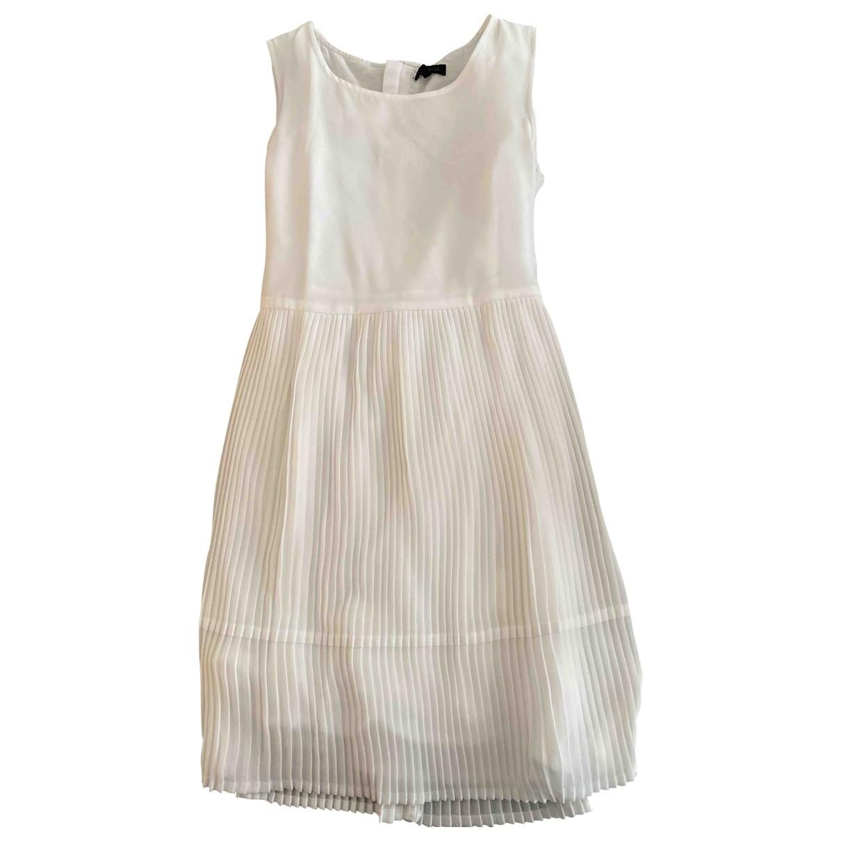 Ikks - Robe    pour enfant - blanc