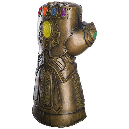 Marvel Avengers Infinity War Child Deluxe Infinity Gauntlet One-Size, One Size , Multiple Colors
