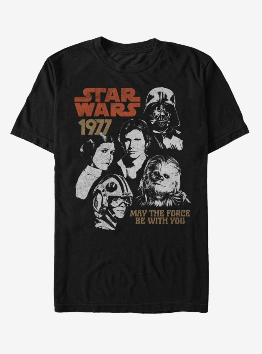 Star Wars 77 Album T-Shirt