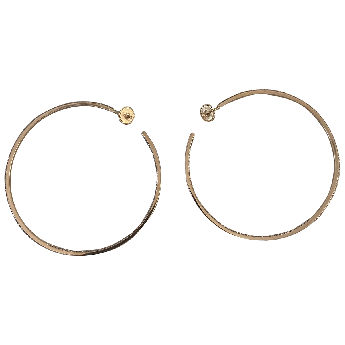 Messika Gatsby Pink Pink gold Earrings for Women \N