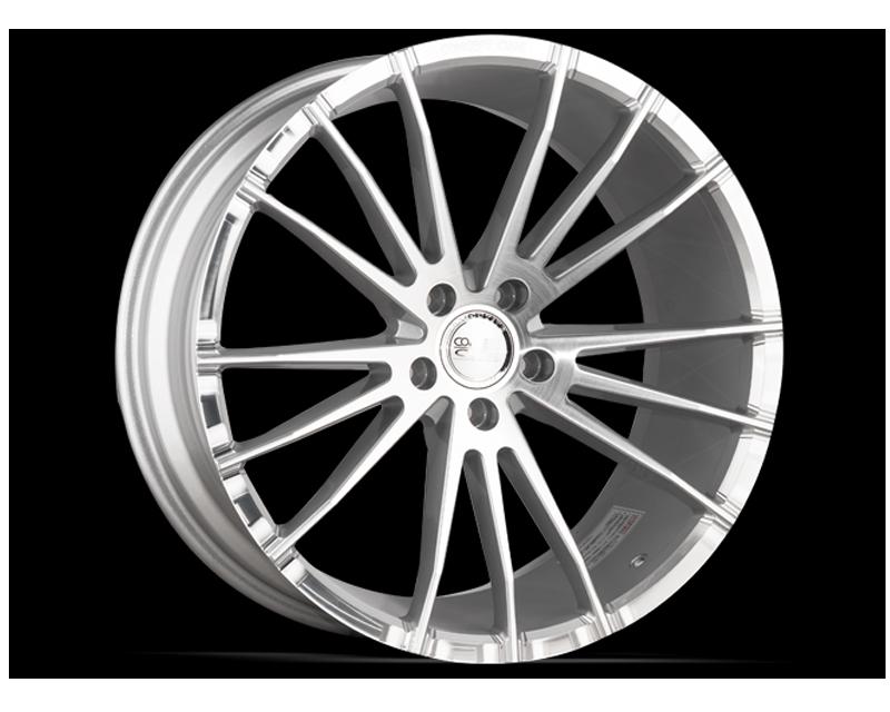 Concept One C1218 2085 15 55 FSF CSM01 Silver Wheel 20x8.5 5x114.3 15mm